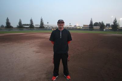 New Selma softball coach: Chris Tapia