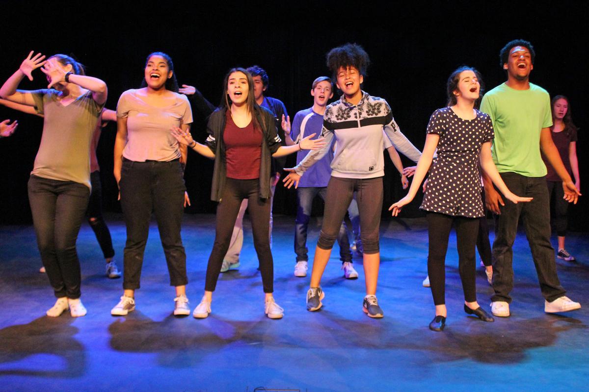 Selma Arts Center: Rehearsals 6