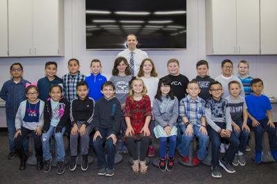 Lincoln: Students of the Month