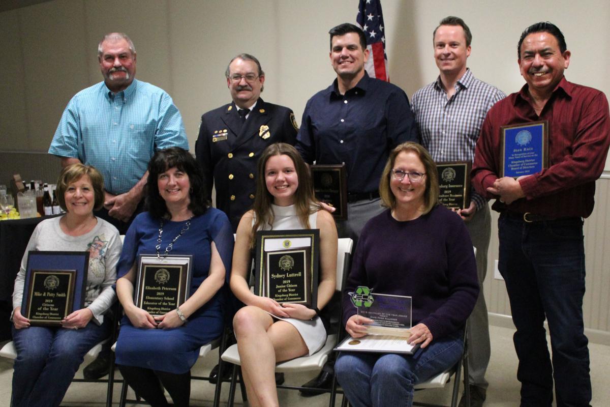 Chamber honors: 2019 honorees