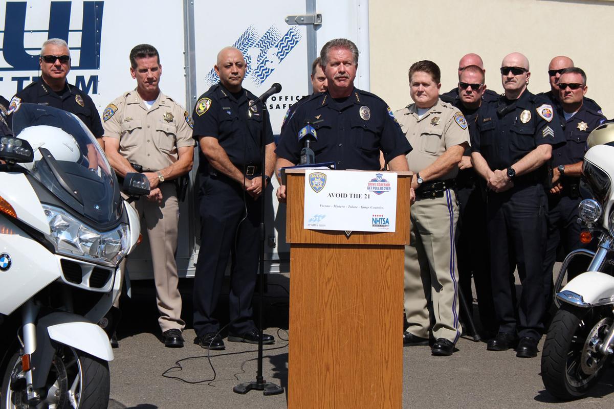 Selma's police chief: 2015