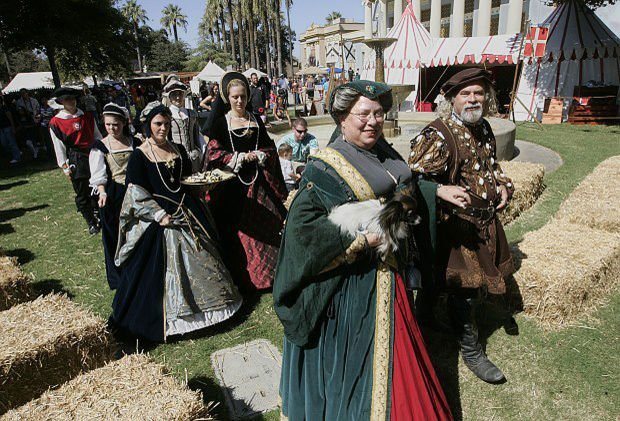 Ren Faire is back this year