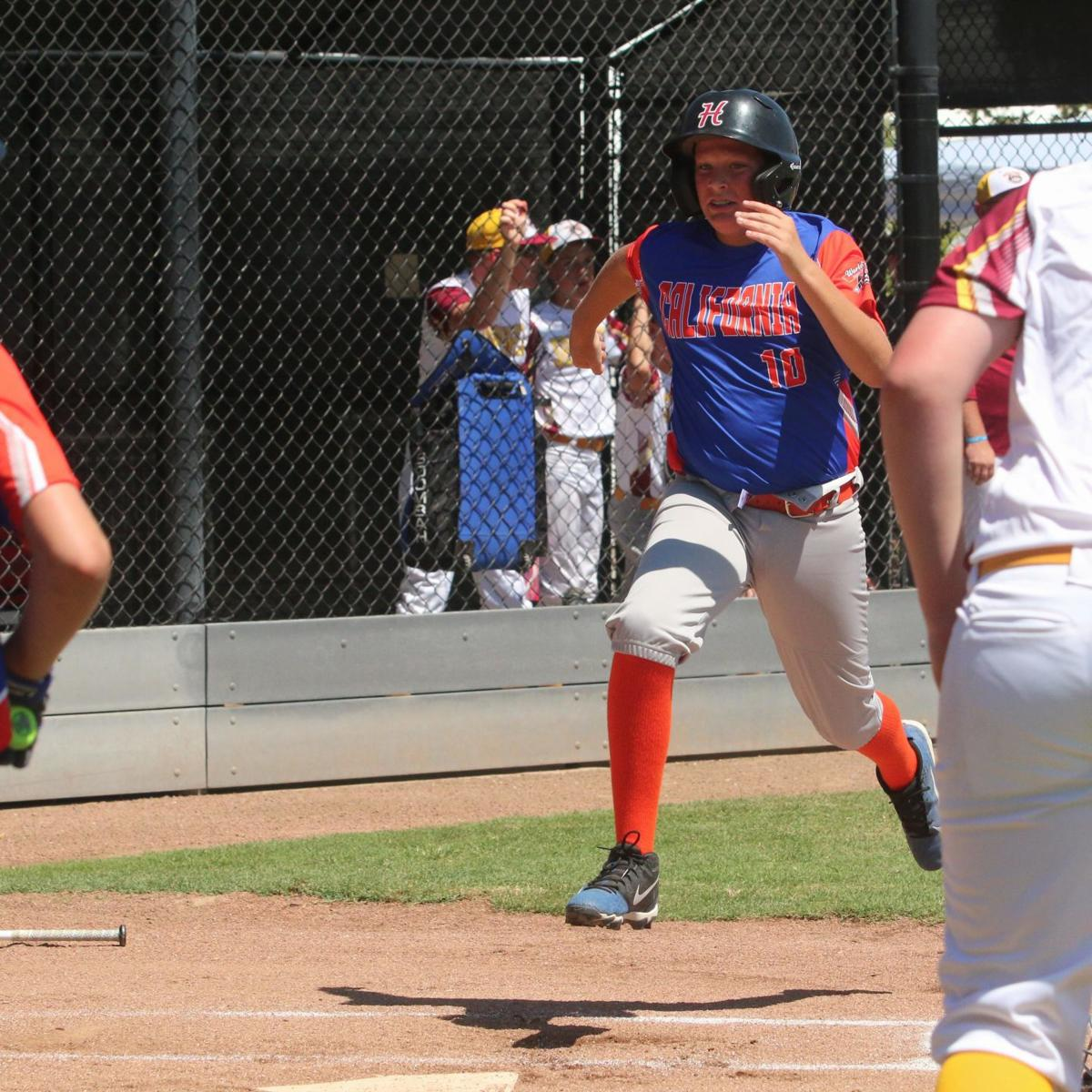 Hilyard shuts the door, Central California holds on late