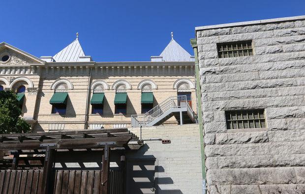 Hanford may buy old buildings
