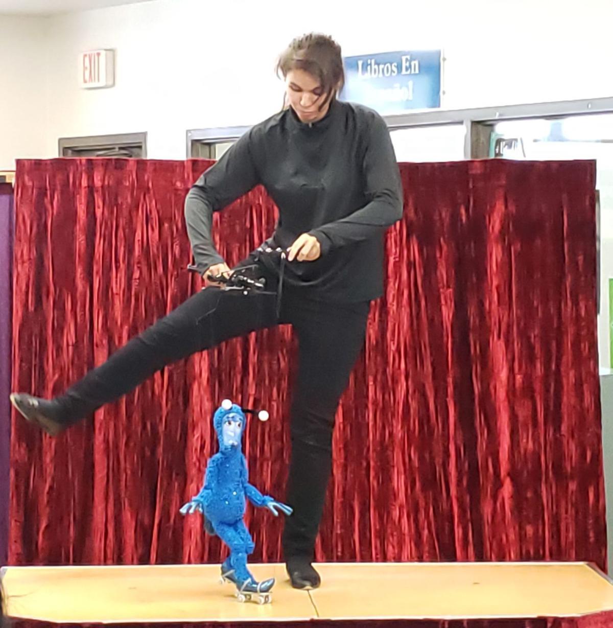 Marionettes skates