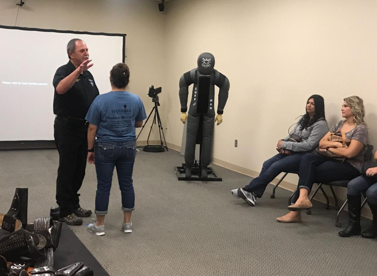 Local HS counselors from Tulare-Kings visit COS CTE Programs