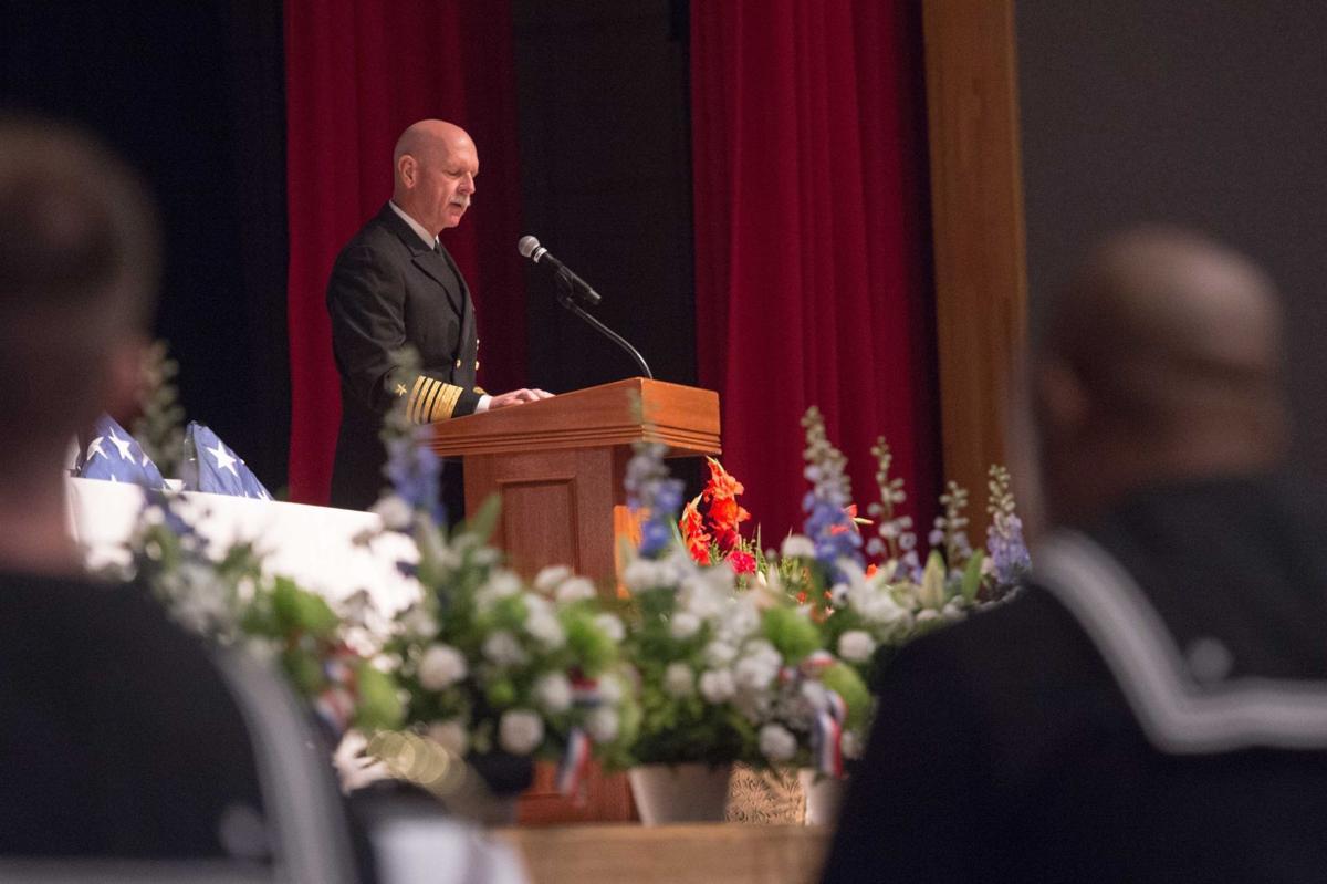 Fleet Activities Yokosuka honors USS John S. McCain