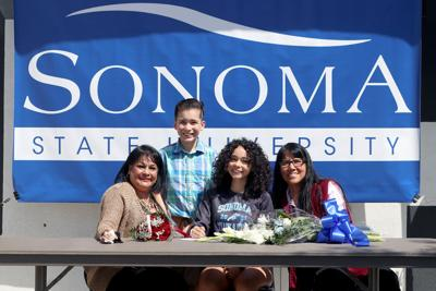 Hanford West student to run for Sonoma State