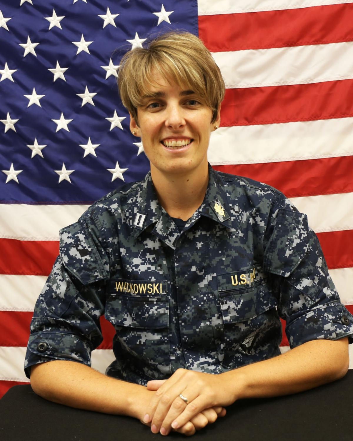 Lt. Gillian Wackowski