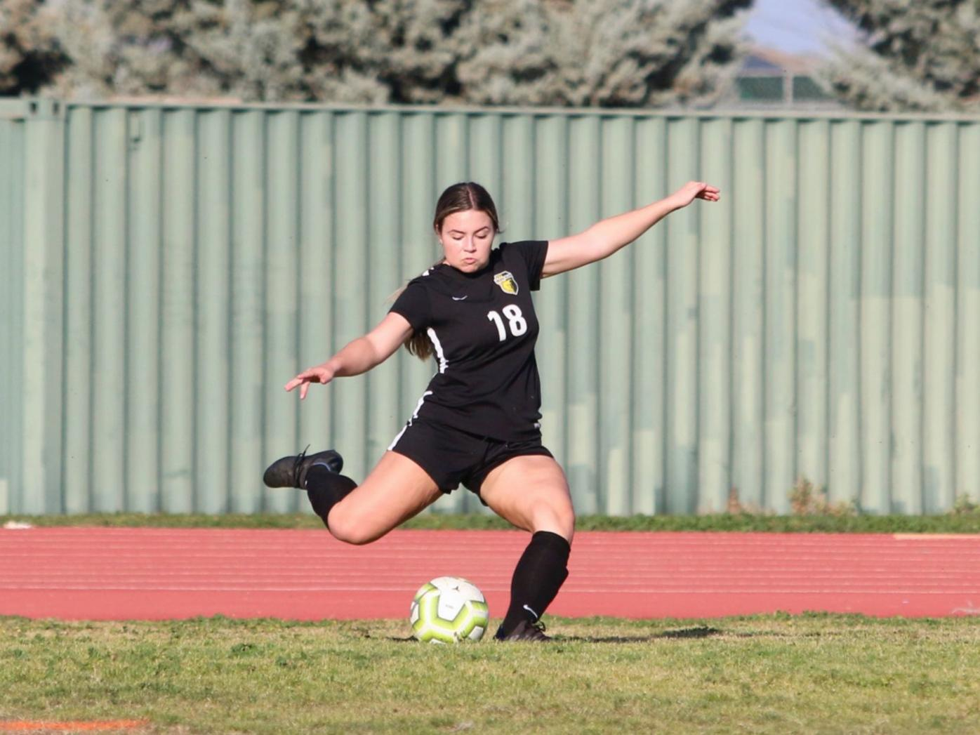 All-ESL Girls Soccer: Makayla Cawley secures DPOY, Christa Smith voted COY for a second time