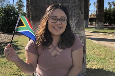 Selma grad: Chrystelle Jaramillo