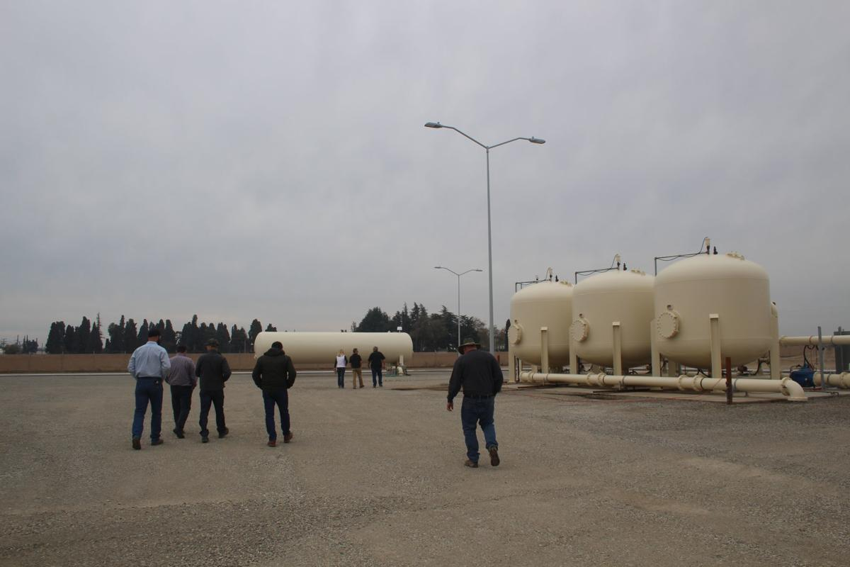 Lemoore heads toward solving water problems | Lemoore ...
