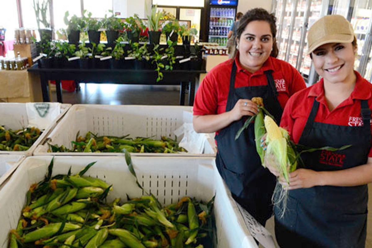 CSUF market: Corn sales start