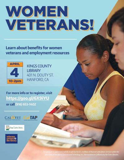 Employment workshop for women vets | Local | hanfordsentinel com