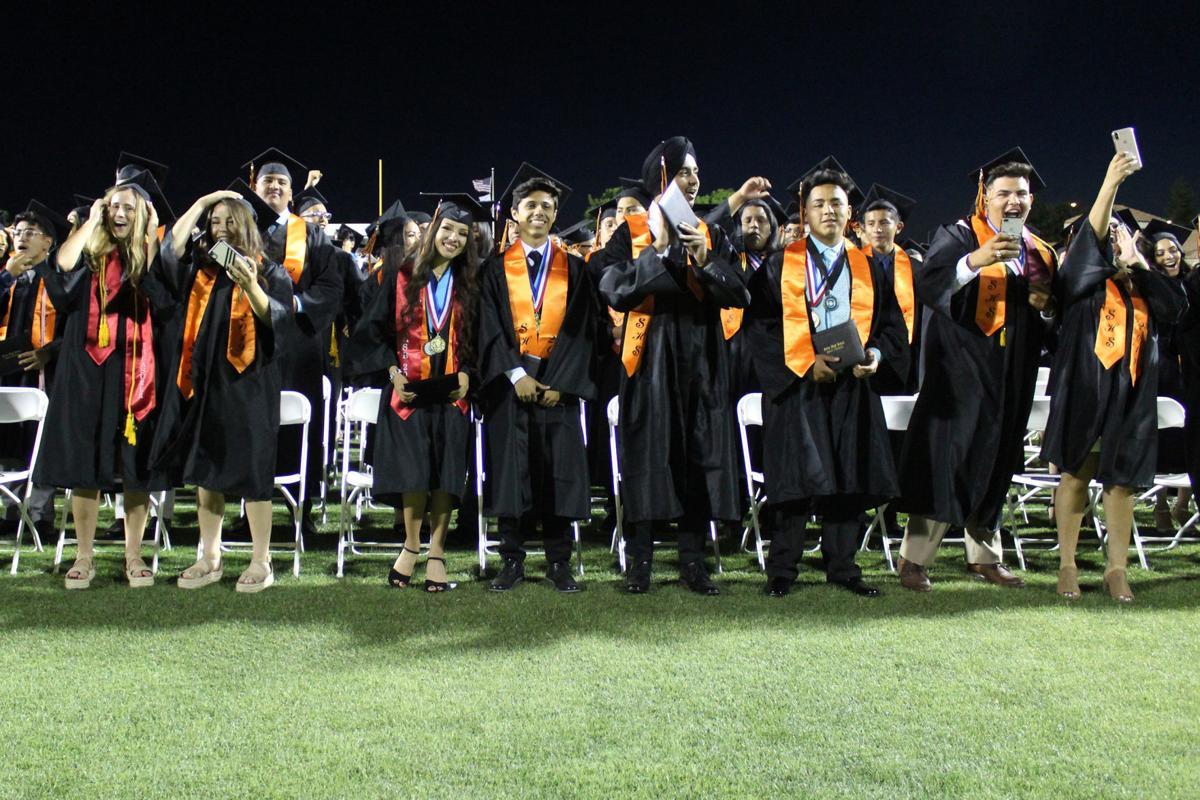 Selma High graduates: Celebrating
