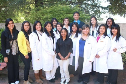 Selma High students graduate from Doctors Academy