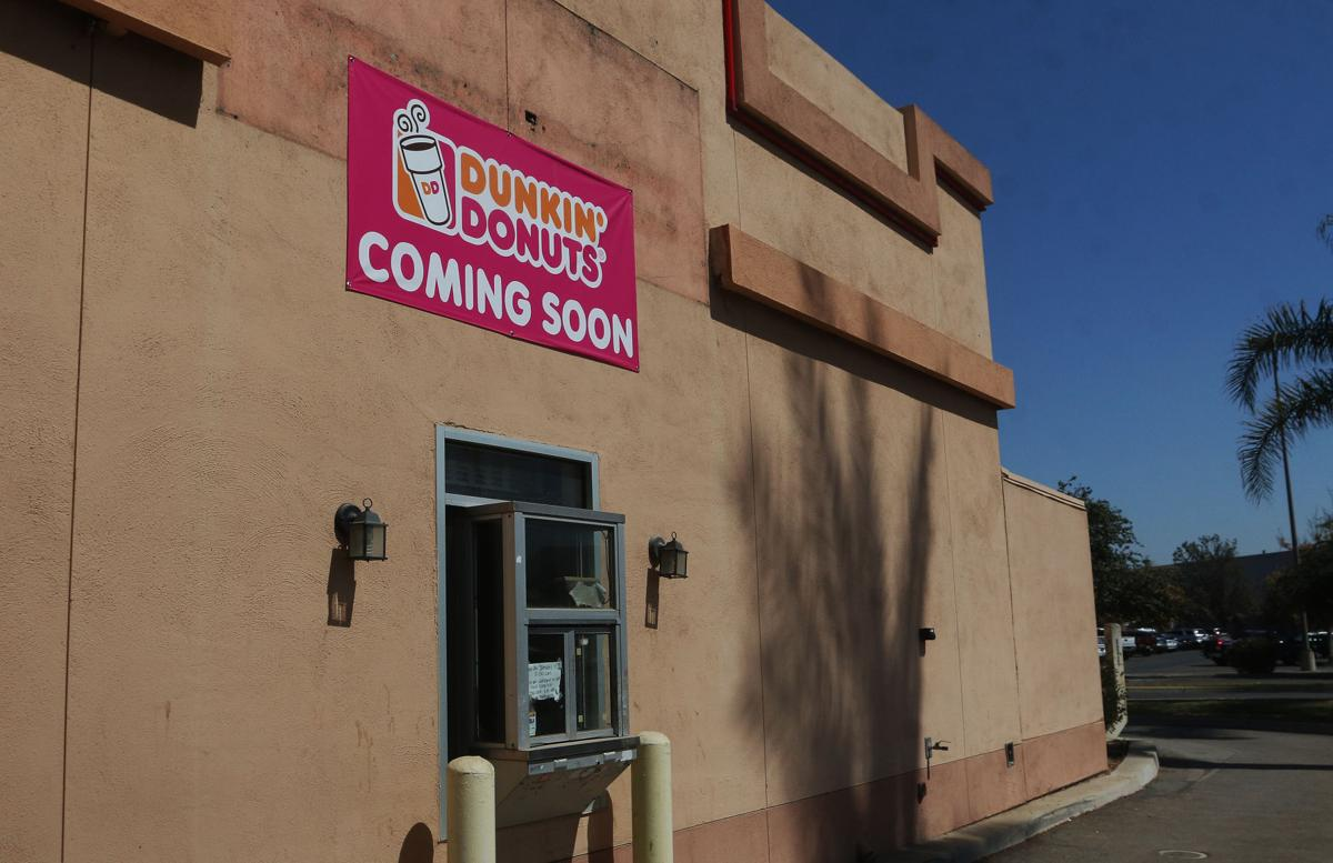 Dunkin' Donuts to open soon in Arsenio's location in Mall