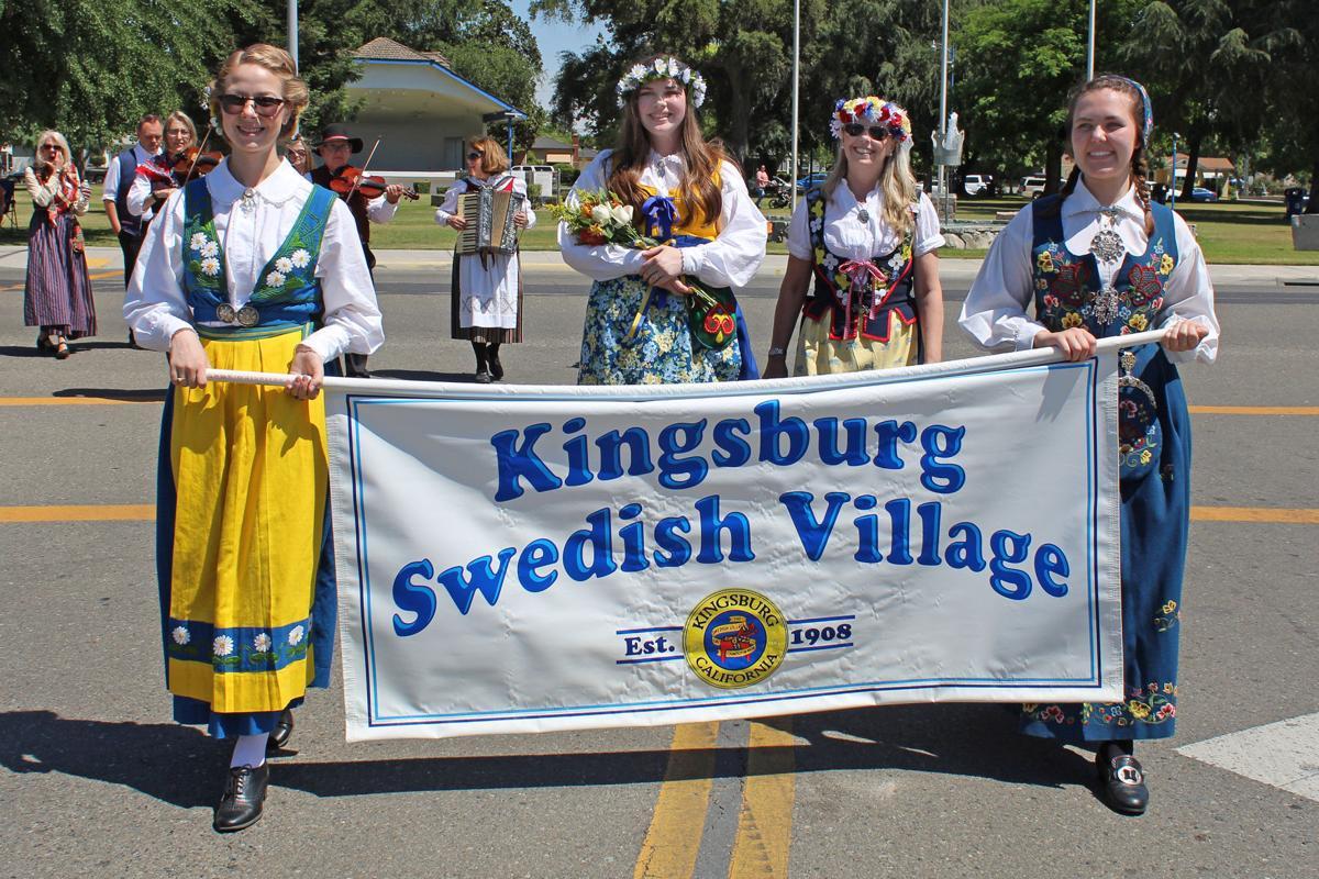 Kingsburg Year: Swedish Festival