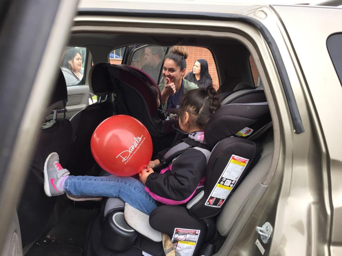 Child car seat checkup