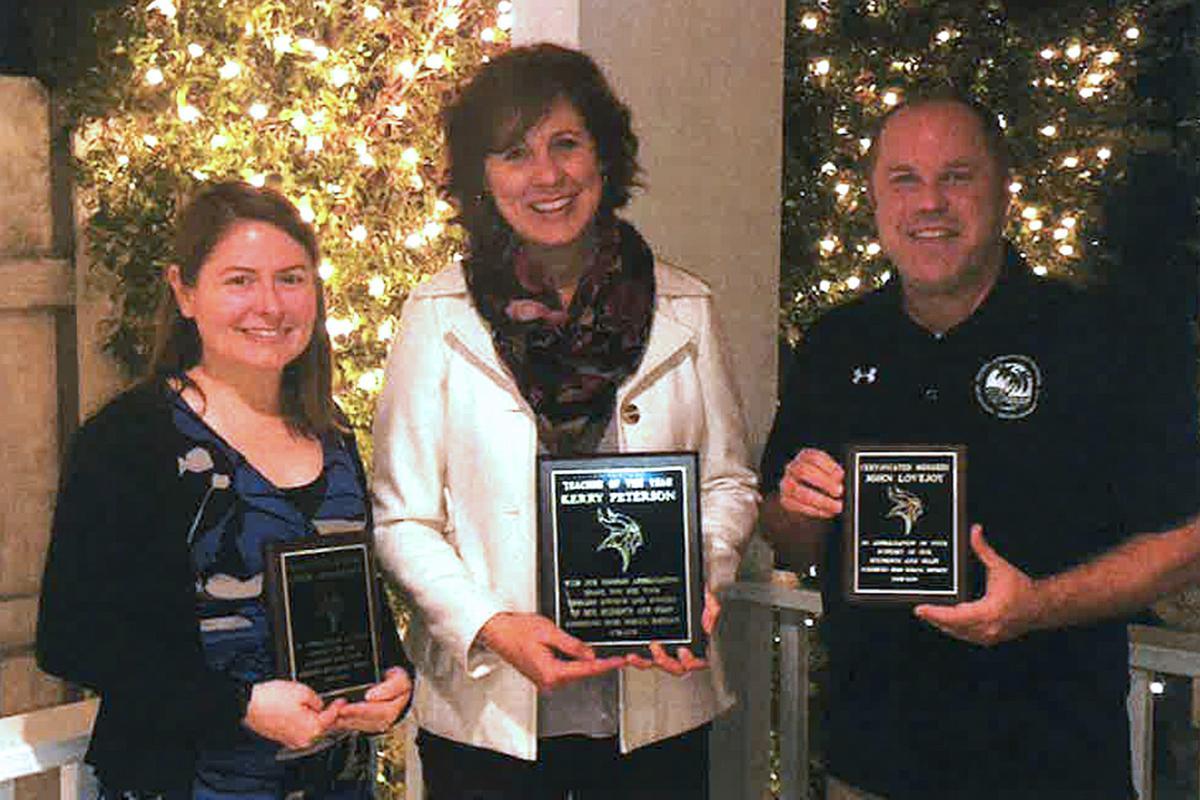 KHSD honors: Olsen, Peterson, Lovejoy