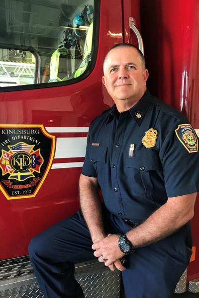 Kingsburg names new Fire Chief