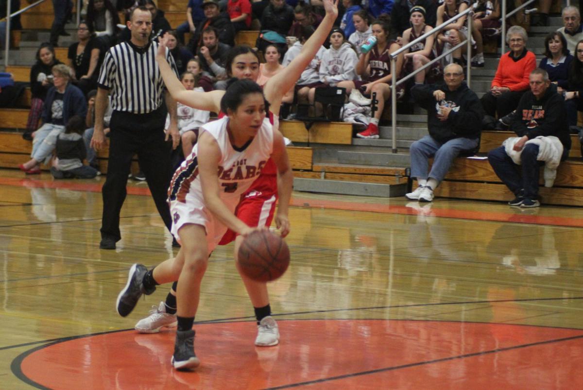 Selma girls basketball: Clarissa Moreno