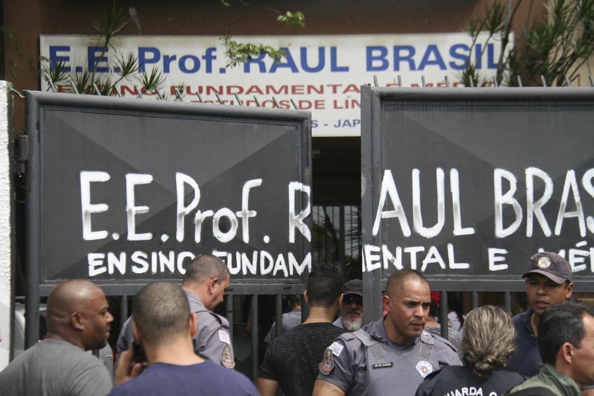 Brazil School Shooting