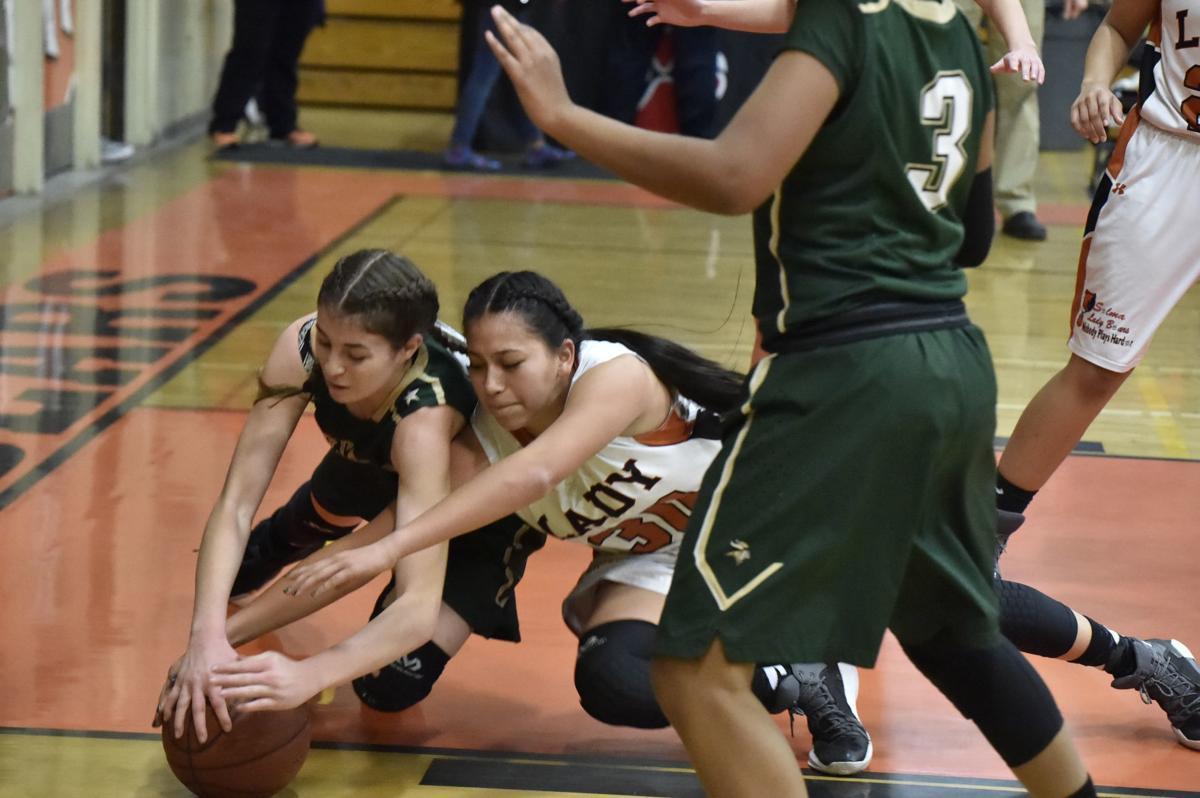 Selma basketball: Clarissa Moreno