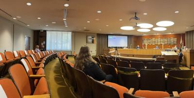 Commissioners meeting