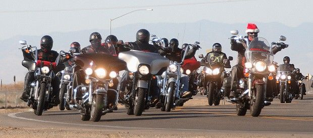 Troops and toys: Annual motorcycle run set to benefit Toys for Tots