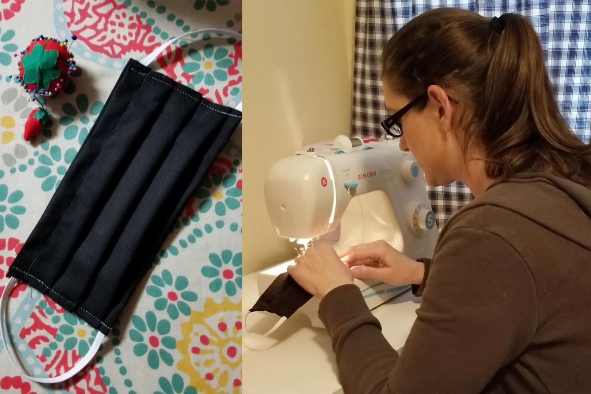 Sewing: Nicole Mitchell