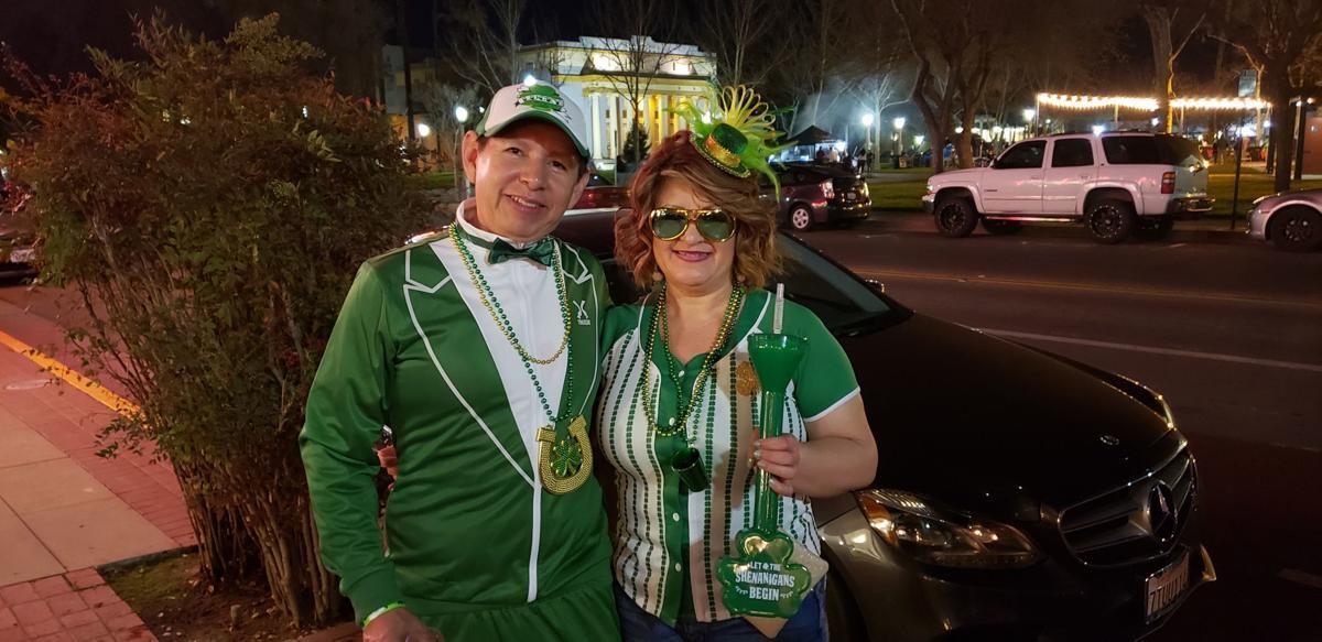 Everybody's Irish duo