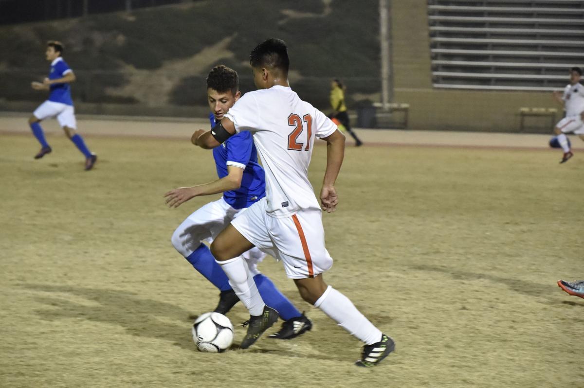 Selma soccer: Jonathan Torres