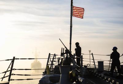 USS Porter Arrives in Turkey