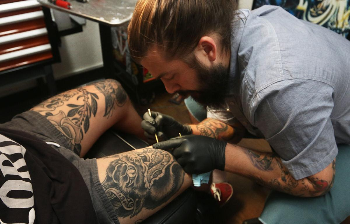 hanford to consider tattoo parlors local. Black Bedroom Furniture Sets. Home Design Ideas