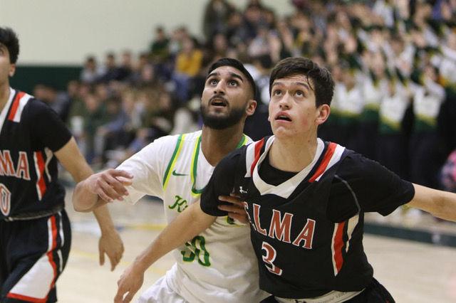 Selma/Kingsburg basketball: William Pallesi/Ak Hayer