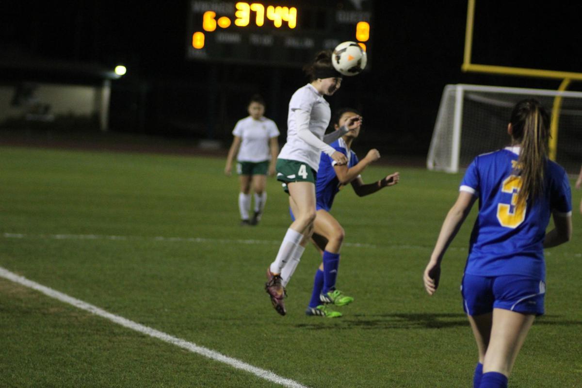 Kingsburg soccer: Maci Morton