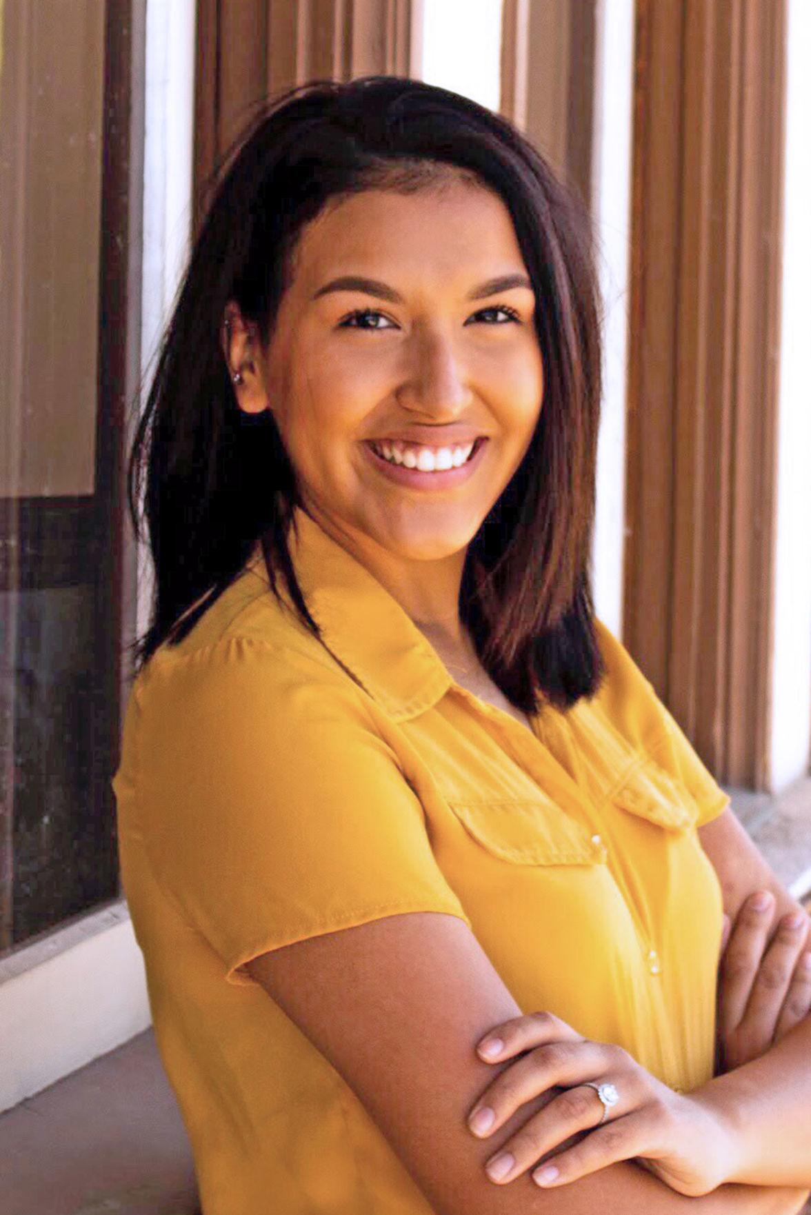 Elections: Jewel Hurtado