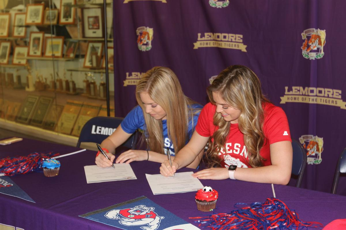 Fresno State sisters