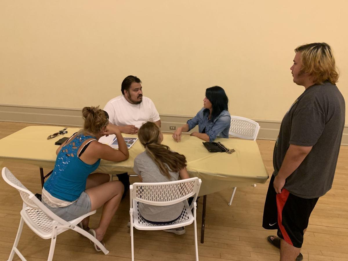 City manager community input