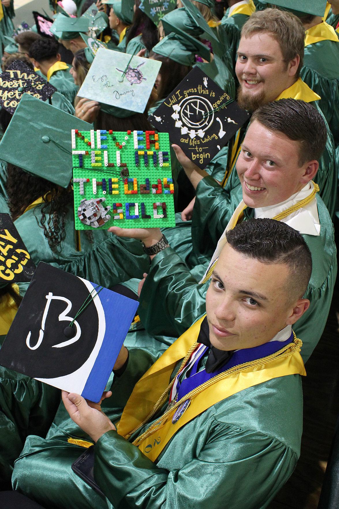 Kingsburg High: Messages