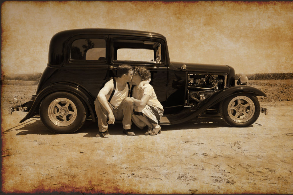 Tale of 'Bonnie and Clyde' coming to the Valley
