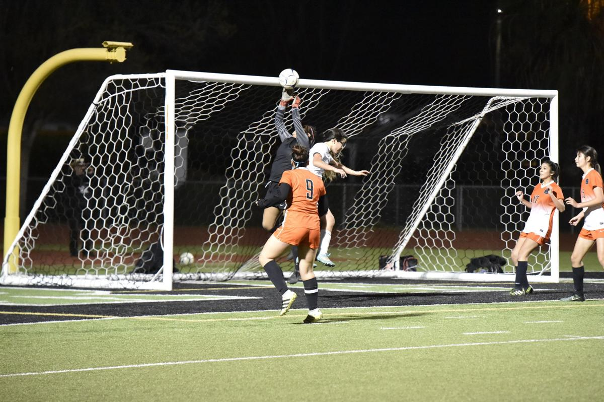 Selma soccer: Lucy Chavez