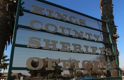 Kings County Sheriff Department xyz