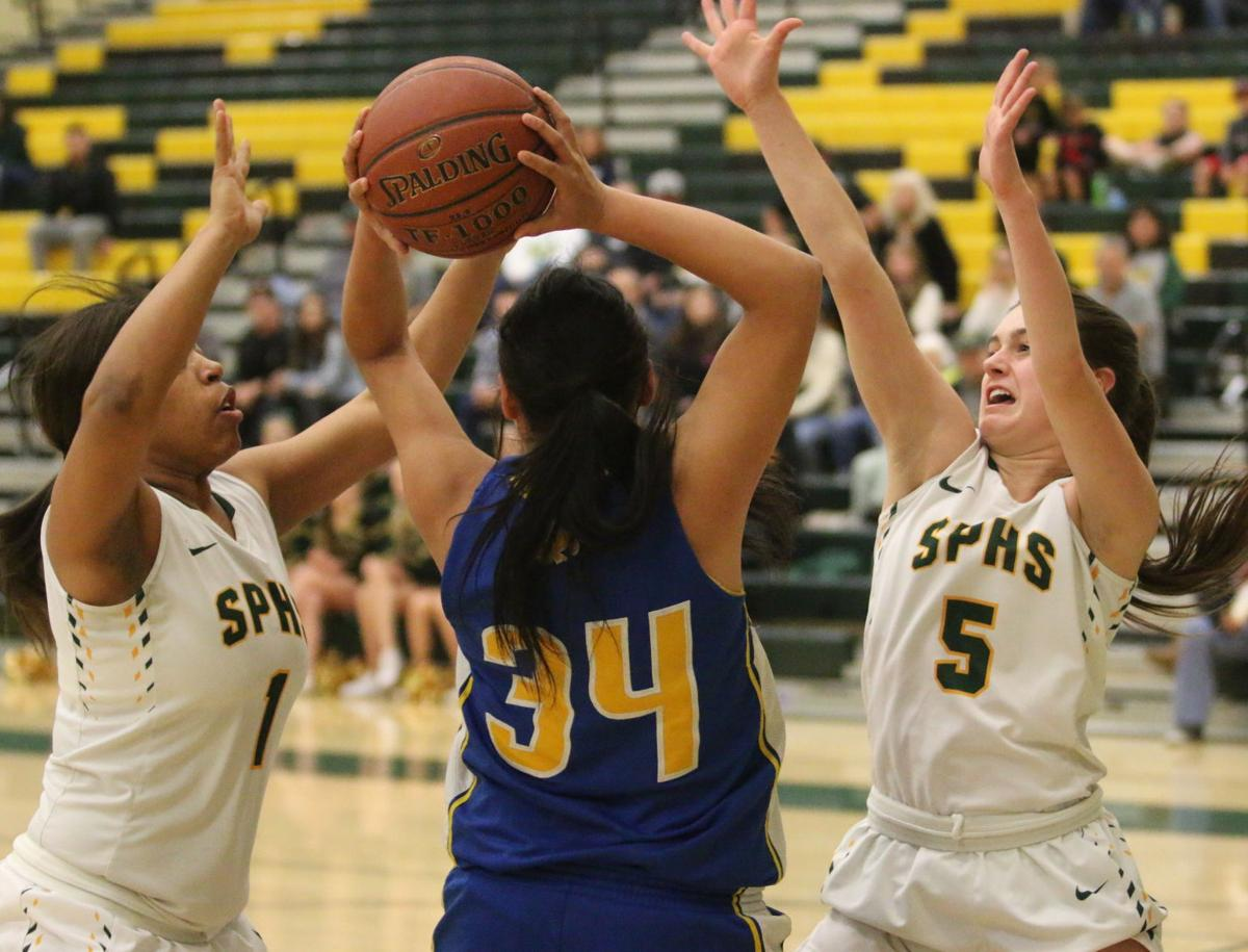 Lady Bears lock down on defense