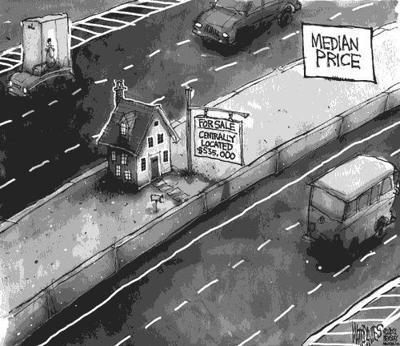 Editorial Cartoon: Housing