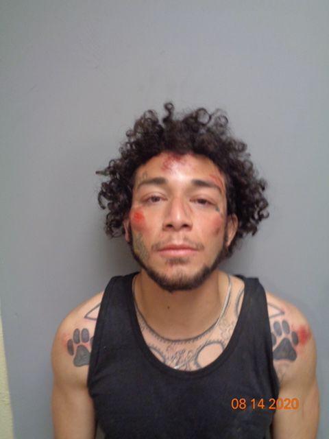 Man arrested after vehicle pursuit
