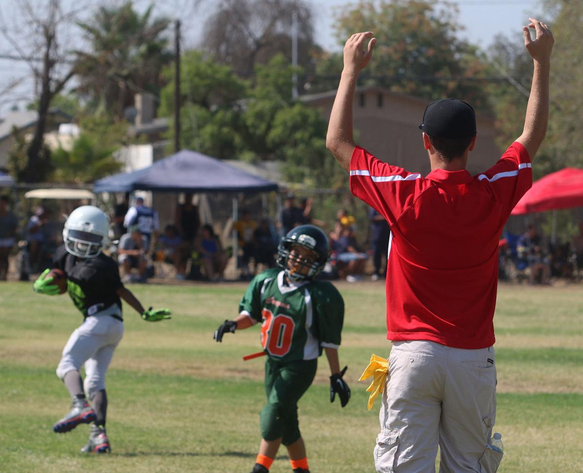 Hanford Youth Football Carnival
