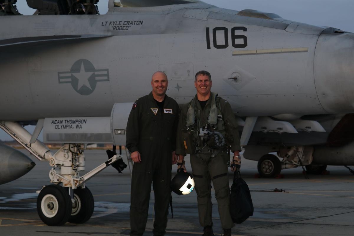 New Commander for Carrier Air Wing 9