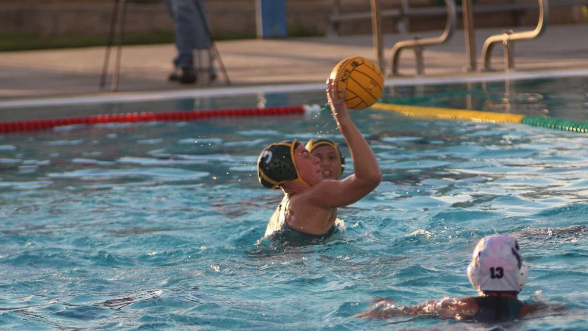 Kingsburg water polo: Jessica Burch-Konda